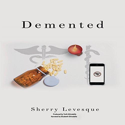 Demented audiobook cover art