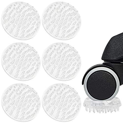 MATANA 24 Protectores de Alfombras - Antideslizante Almohadillas para Muebles