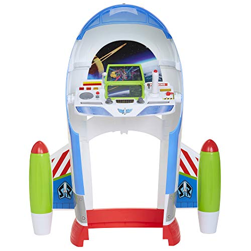 Toy Story B07GXLZQL9 Disney 4 Buzz Lightyear Star Command Center with Lights &...