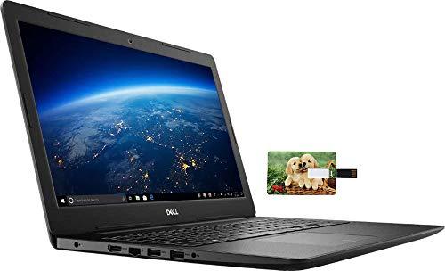 2020 Newest Dell Inspiron 15 3000 15.6'' HD Laptop 7th Generation AMD A6-9225 Processor Radeon R4 Graphics 16GB RAM 256GB SSD + 1TB HDD Win10 Home 32GB PCS USB Card