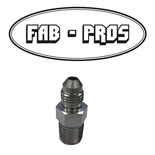 -4AN OIL FEED Fitting Borg Warner Turbo S400 SX SX-E S200 S300 S200-SXE S500 etc