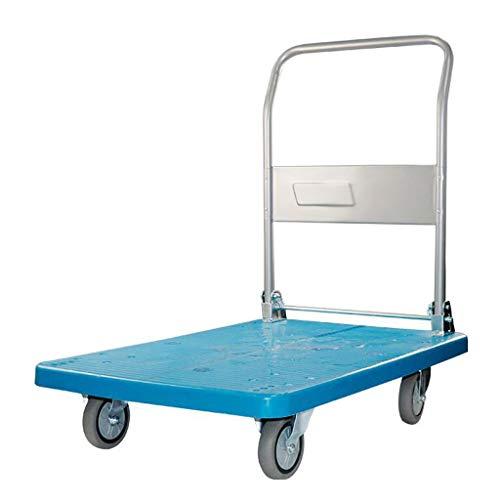 Plataformas de carga Carretillas de plataforma, carretilla de mano plegable carro de...