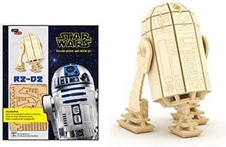 木製3Dパズル 3D Wood Models スターウォーズ R2-D2