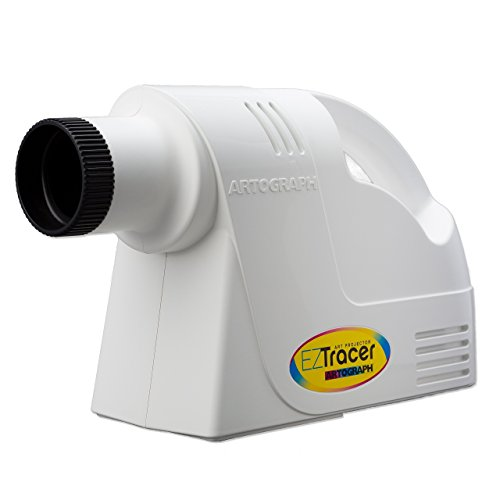 Artograph EZ Tracer Opaque Art Projector-No Bulb (Not Digital) in White
