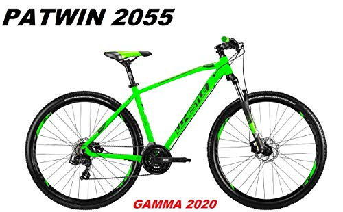 WHISTLE Bici PATWIN 2055 Ruota 29 Shimano 21V SUNTOUR XCT HLO Gamma 2020 (48 CM - M)