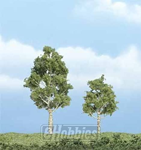 ventas al por mayor Woodland Woodland Woodland Scenics TR1612 Premium Aspen Tree, 3  2  (2) by Woodland Scenics  ventas calientes