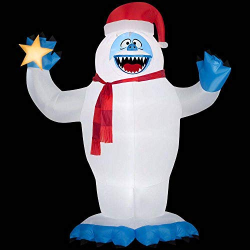 Gemmy Christmas Inflatable Colossal 12ft Bumble with Star