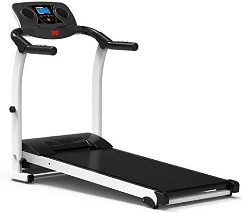 Find Discount JGWHW Electric Walking Machine Treadmill Mini Small Folding Treadmill Indoor Fitness E...