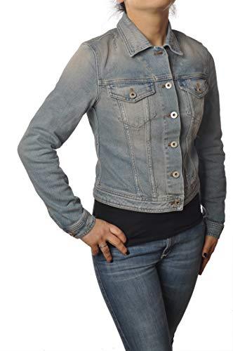 DONDUP, DJ030DS0222DAH2-Jacke mit Hemdkragen, langärmlig, Größe L
