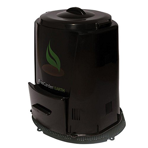 Find Bargain Enviro World 82 gal. Compost Bin with Base