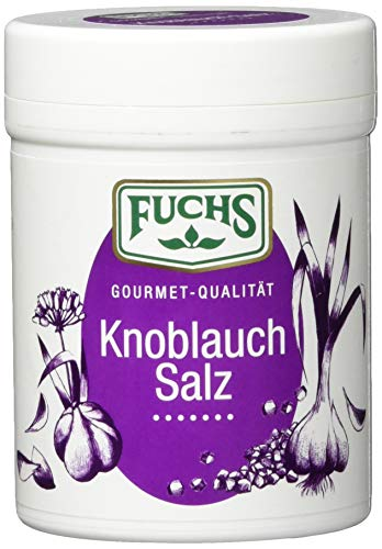 Fuchs Knoblauchsalz, 3er Pack (3 x 100 g)