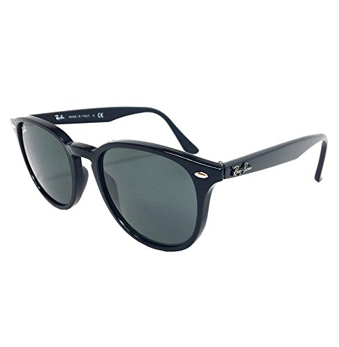 Ray-Ban RB4259 601/71 - Gafas de sol (51 mm), color negro y verde