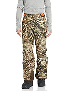 Arctix Men's Snow Sports Cargo Pants, Realtree MAX-5 Camo, X-Large (40-42W * 32L) (B01EFL9J56) | Amazon price tracker / tracking, Amazon price history charts, Amazon price watches, Amazon price drop alerts
