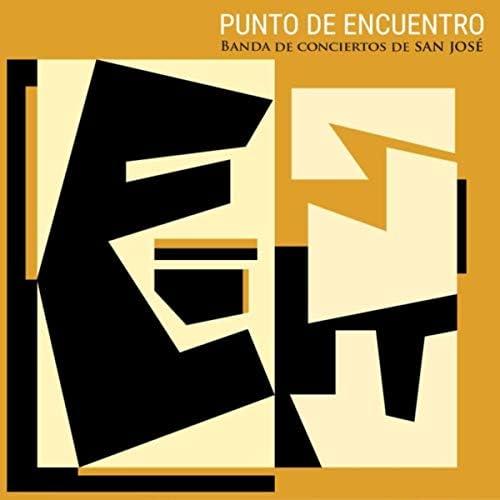 Banda de Conciertos de San José, Eddie Mora & Cuarteto Sonsax