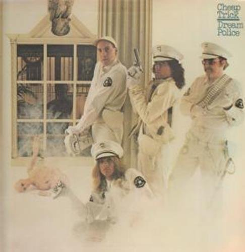 Dream Police LP (Vinyl Album) US Epic 1979