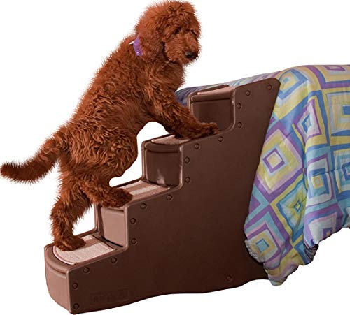 Pet Gear Easy Step IV Pet Stairs, 4-step/for cats...