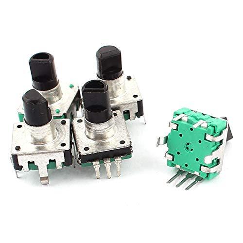 Agger 5pcs Elektronische Bauelemente Drehgeber Push Button Switch
