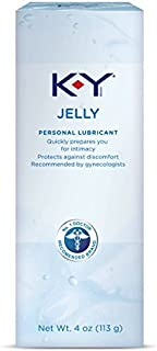 K-Y Jelly Personal Water Based Lubricant Pack of 2 Multi
