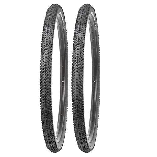 P4B | 2 neumáticos de bicicleta de 26 pulgadas (54 x 559) | 26 x 2,10 | neumáticos ligeros con la resistencia a la rodadura de un neumático semislick.