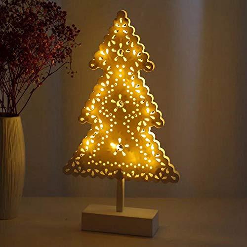 Schlummerleuchten LED Kleine Laterne Tischlampe Nachtlicht Deko-Rahmen Weihnachtsbaum Nachtlicht nachtlicht steckdose