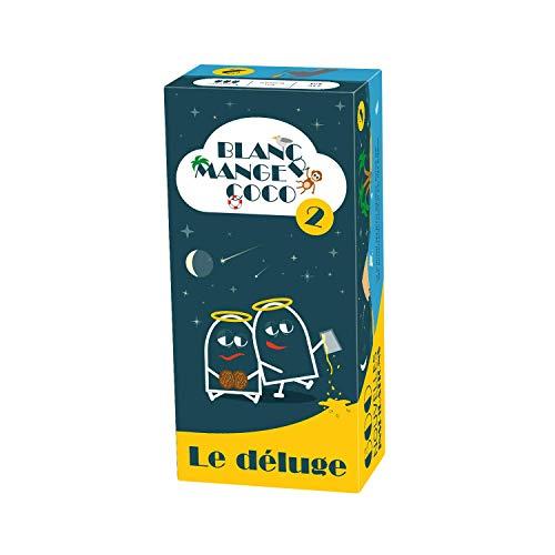Blanc-Manger Coco - Tome 2 - Le Déluge - 600 cartes