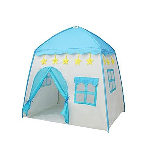 Niña Interior Pink Princess Toy House Boy Play Casa Casa Pequeña Casa de Niños Tienda (Color : 1)
