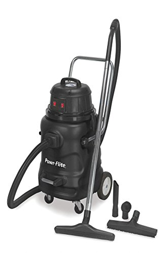 Find Discount Powr-Flite PF58 Dual Motor Wet Dry Vacuum with Polyethylene Tank and Tool Kit, 20 gal ...