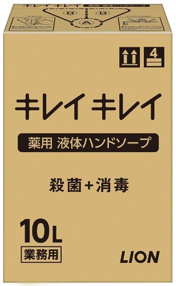 ワークショップ年発動機【大容量】キレイキレイ 薬用ハンドソープ10L