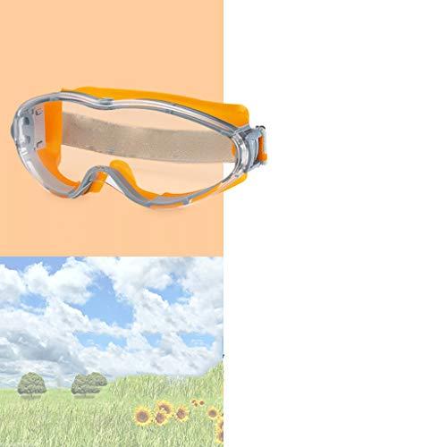 Veiligheidsbrillen veiligheidsbril virussen anti-condens veiligheidsbril veiligheidsbril dual raam anti-condens-veiligheidsbril tegen vloeibare splash