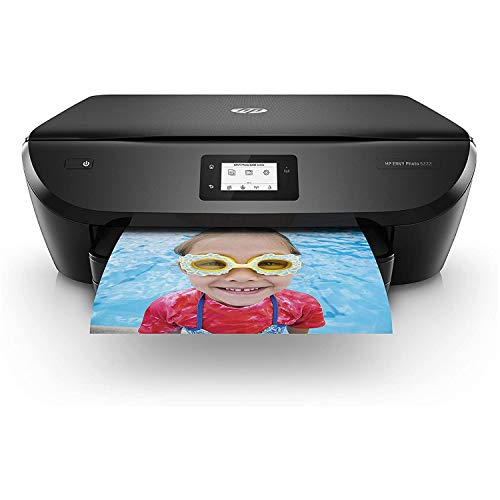 HP ENVY Photo 6222 Wireless All-in-One Printer with Craft it! Bundle - Craft software, photo paper, and supplies included (K7D05A)