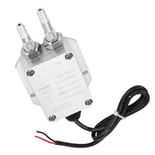 Durable for Clean Room Boiler DC24V 4-20ma Difference Transmitter Pressure Transmitter -1Kpa~+1Kpa