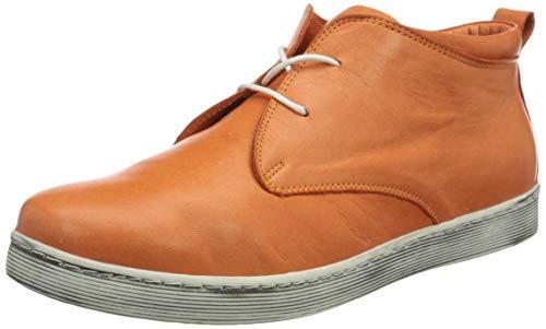 Andrea Conti Damen 0341522 Sneaker, Papaya, 42 EU
