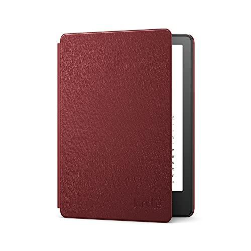 Amazon Kindle Paperwhite-Lederhülle | Geeignet für die 11. Generation (2021), Merlot