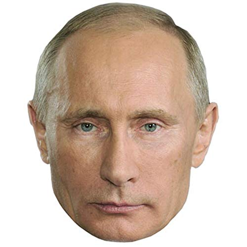 Celebrity Cutouts Vladimir Putin Big Head.