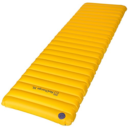 Paria Outdoor Products Recharge Sleeping Pad – Ultralight, Insulated Air Pad – Perfect for Backpacking, Bikepacking, Kayaking and Camping (Recharge XL)