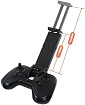BEESCLOVER Universal Extended Smartphone & Tablet Monitor Mount Holder for Parrot Flypad Drone Controller Extended Monitor Holder & Screws Show One Size