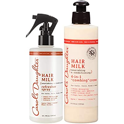 Carol's Daughter Hair Milk Refresher Spray For Curls, Coils, Kinks and Waves
