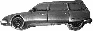 Spilla classica francese CX Estate ref49 effetto peltro.