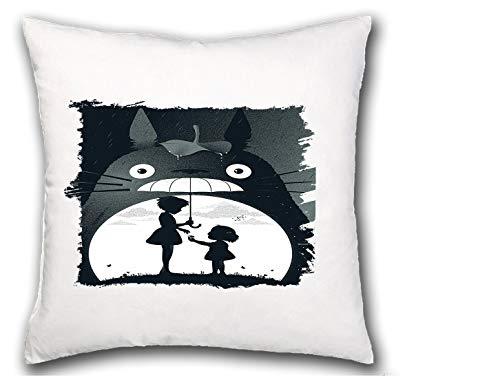 MERCHANDMANIA COJIN MI Vecino Totoro hogar Comodo cussion