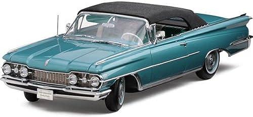 tienda hace compras y ventas Sun Star 1 18 Scale 1959 PLATINUM PLATINUM PLATINUM OLDSMOBILE SOFT TOP Diecast Car by Sunstar  online al mejor precio