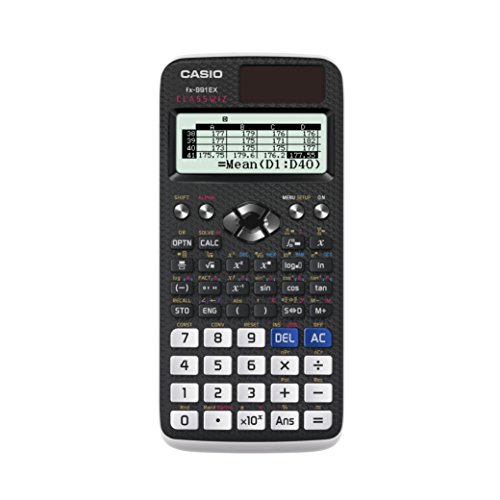 CASIO FX-991EX Advanced Engineer...