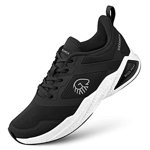 GIESSWEIN Wool Peak Women - Damen Merino Lauf-Schuh, Extra leichte Sportschuhe mit Engery Boost, Merino Sneakers für Frauen