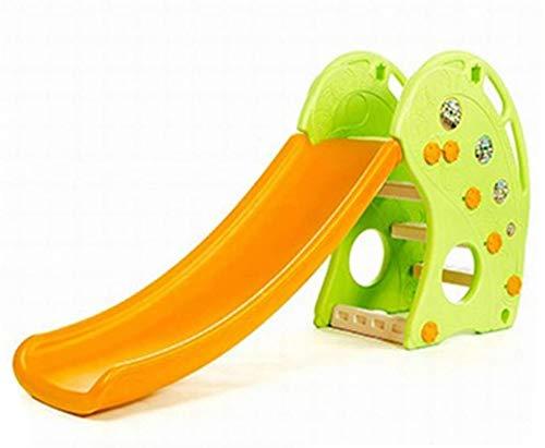 COUYY Kinderrutsche Folding Kunststoff Spielen Slide Climbing Fahrt Climber für Kinder im Freien Indoor-Spiel Spielzeug Spielplatz Kinderrutsche