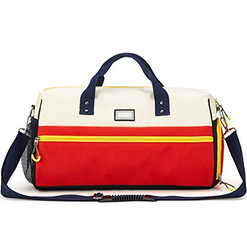 BluBoon Retro 19-Inch Duffle on Amazon