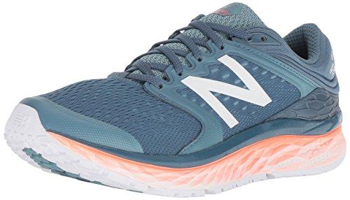 New Balance Women's 1080v8 Fresh Foam Running Shoe, Blue, 8.5 N US