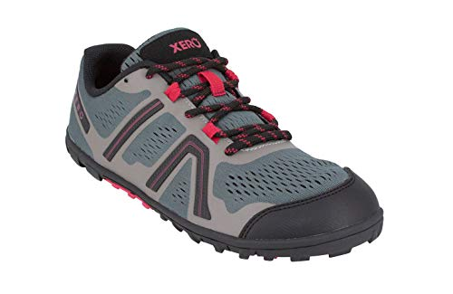 Xero Shoes Mesa Trail - Women's Lightweight Barefoot-Inspired Minimalist Trail Running Shoe. Zero Drop Sneaker