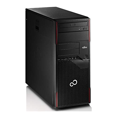 PC Computer Desktop Gaming Entry Level Fujitsu Esprimo P710 Windows 10 Professional Intel Core i5-3470S Memoria Ram 8GB DDR3 Hard Disk 500GB DVD-ROM USB 3.0 GeForce GT710 2GB (Ricondizionato)