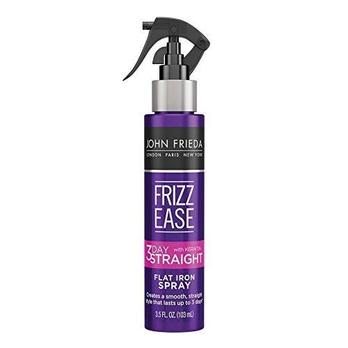 John Frieda Frizz Ease 3-day Flat Iron Spray, 3.5 Ounce...