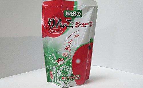 増田のリンゴジュース 20パック入り