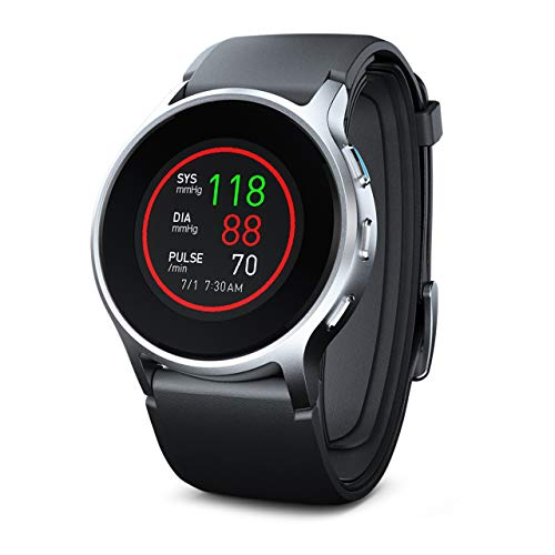 OMRON - HeartGuide Smart Watch Blood Pressure Monitor with Sleep and Activity Tracker - Large